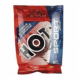 Activlab HOT Sport Drink 1000 g lemon
