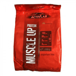 Activlab Muscle Up Protein 2000 g banana