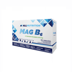 All Nutrition MagB6 Active 30 kaps