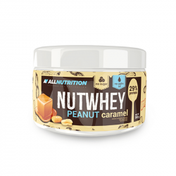 All Nutrition NutWhey Peanut 500 g caramel