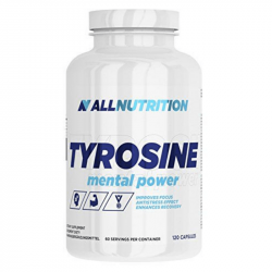 All Nutrition Tyrosine 120 kaps