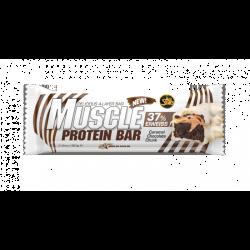 All Stars Muscle Protein Bar 80 g crunchy caramel hazelnut