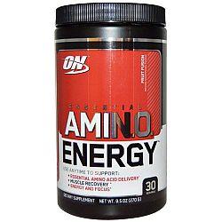 Aminokyseliny Amino Energy 270 g - Optimum Nutrition strawberry lime