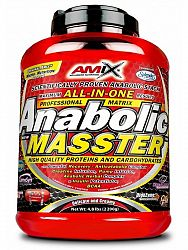 AMIX Anabolic Masster 2200 g forest fruit