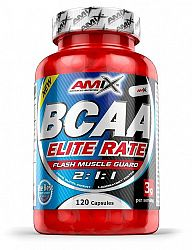 Amix BCAA Elite Rate 220 kaps unflavored