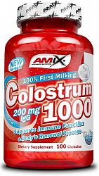 Amix Colostrum 1000 mg 100 cps.