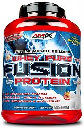 AMIX Whey Pure Fusion 2300 g chocolate