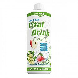 Best Body Nutrition Low Carb Vital Drink 1:80 1000 ml