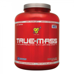 BSN True-Mass 2640 g chocolate milkshake