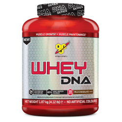 BSN Whey DNA 1870 g milk chocolate
