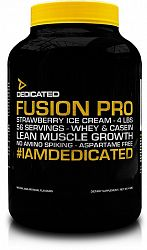 Dedicated Fusion Pro 908 g vanilla ice cream