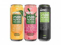 FCB AminoPRO 330 ml lime