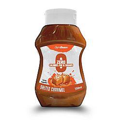 GymBeam Bezkalorický sirup Salted Caramel 350 ml