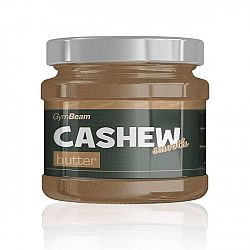 GymBeam Cashew Butter 340 g smooth