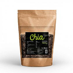 GymBeam Chia semienka 1000 g