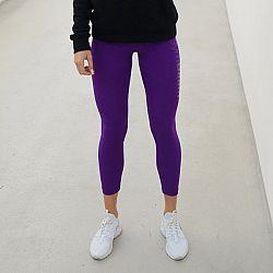 GymBeam Dámske legíny Fruity Purple purple XS