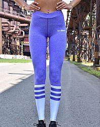 Gymbeam Dámske legíny String Violet Blue blue L