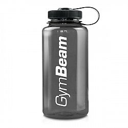 GymBeam Fľaša Sport Bottle Grey 1000 ml