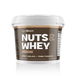 GymBeam Nuts & Whey 1000 g salted caramel
