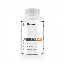 GymBeam Omega 3-6-9 240 kaps unflavored