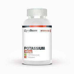 GymBeam Potassium 60 kaps unflavored