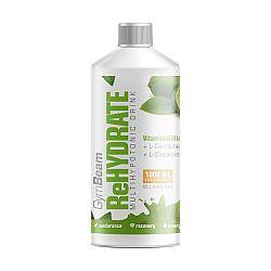 GymBeam ReHydrate 1000 ml lemon lime