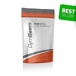 GymBeam True Whey Protein 1000 g white chocolate raspberry