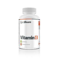 GymBeam Vitamín E 60 kaps unflavored