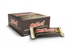 ISS RESEARCH Oh Yeah Bar 85 g chocolate caramel