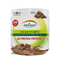 Jamieson Essentials plus PROTEIN 355 g chocolate
