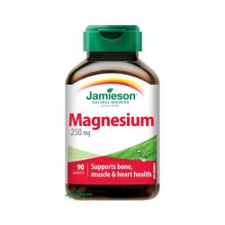 Jamieson Magnesium 250mg 90 tabliet