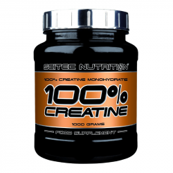 Kreatín 100% - Scitec Nutrition 1000 g unflavored