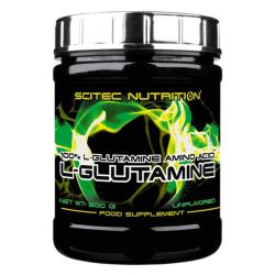 L-Glutamín - Scitec Nutrition 300 g unflavored