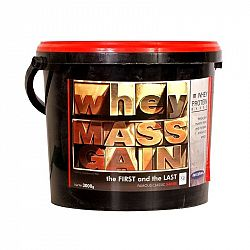 Megabol Whey Mass Gain 3000 g caramel