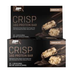 Muscle Pharm Proteínová tyčinka Combat Crisp Bar 45 g peanut butter