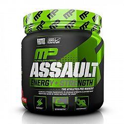 MusclePharm Assault Sport 345 g strawberry ice