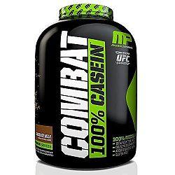 MusclePharm Combat 100% Casein 1814 g vanilla