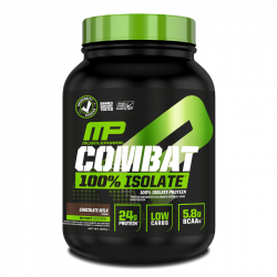 MusclePharm Combat 100% Isolate 2270 g vanilla