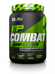 MusclePharm Combat 100% Whey 1814 g milk chocolate