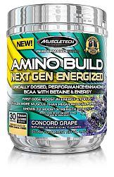 MuscleTech Amino Build Next Gen Energized 280 g concord grape