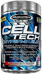 MuscleTech Cell Tech Hyper-Build 485 g icy rocket freeze