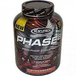 MuscleTech Phase8 2100 g milk chocolate