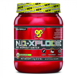 N.O. Xplode 3.0 - BSN 1000 g fruit punch