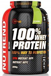NUTREND 100 WHEY PROTEIN 2250 g chocolate cacao