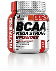 NUTREND BCAA MEGA STRONG POWDER 300 g orange