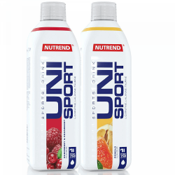 Nutrend Unisport 1000 ml white grapefruit