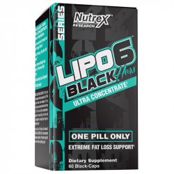 Nutrex Lipo 6 Black Hers Ultra Concentrate 60 tabliet
