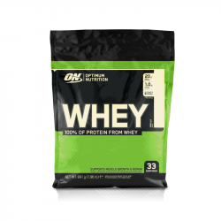 Optimum Nutrition Proteín Whey 891 g strawberry