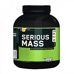 Optimum Nutrition Serious Mass 5450 g vanilla