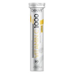 OstroVit Vitamin C 1000 20 tab lemon